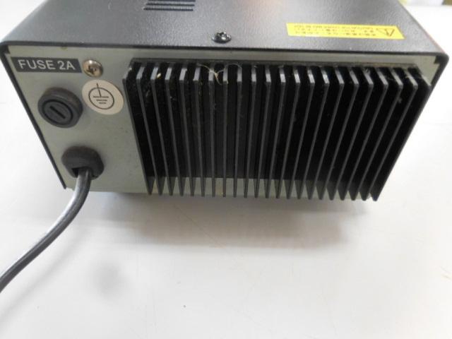 ○1円~ALINCO アルインコ安定化電源 DM-305MV AC100V→DC13.8V 動作確認済_画像5