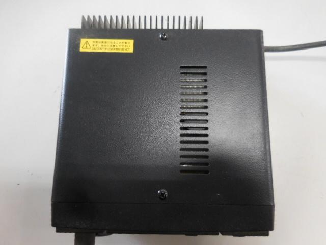 ○1円~ALINCO アルインコ安定化電源 DM-305MV AC100V→DC13.8V 動作確認済_画像4