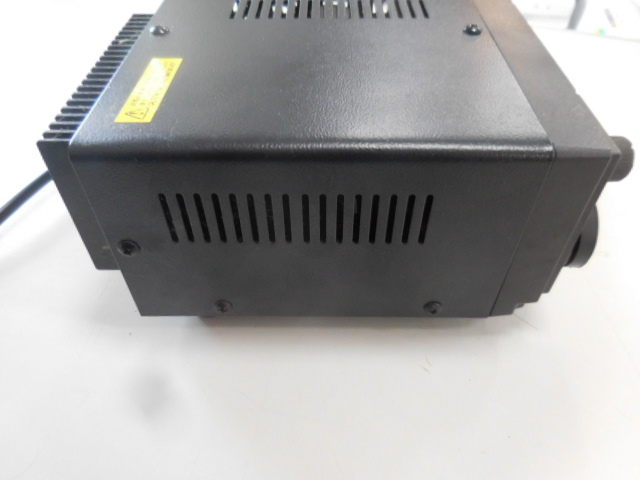 ○1円~ALINCO アルインコ安定化電源 DM-305MV AC100V→DC13.8V 動作確認済_画像7