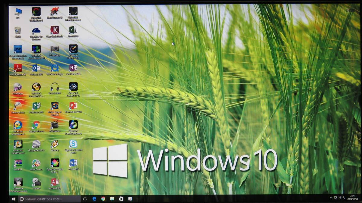 秒速起動i5 第4世代 / 8GB / 新SSD128GB + 1TB★自作 GALLERIA◆GTX 660◆ Windows10★Office 2016付◆USB高速3.0◆値下げ。即決_画像6
