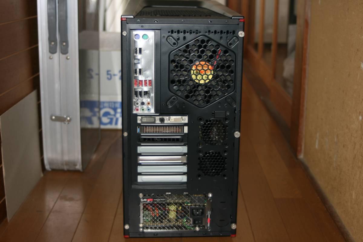 自作PC.OSなし/corei3/1556/HDD.メモリーなし・グラフィツクカード_画像2