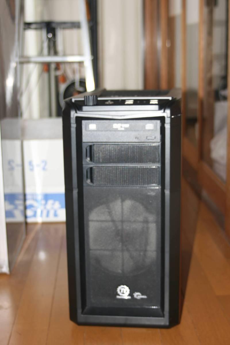 自作PC.OSなし/corei3/1556/HDD.メモリーなし・グラフィツクカード