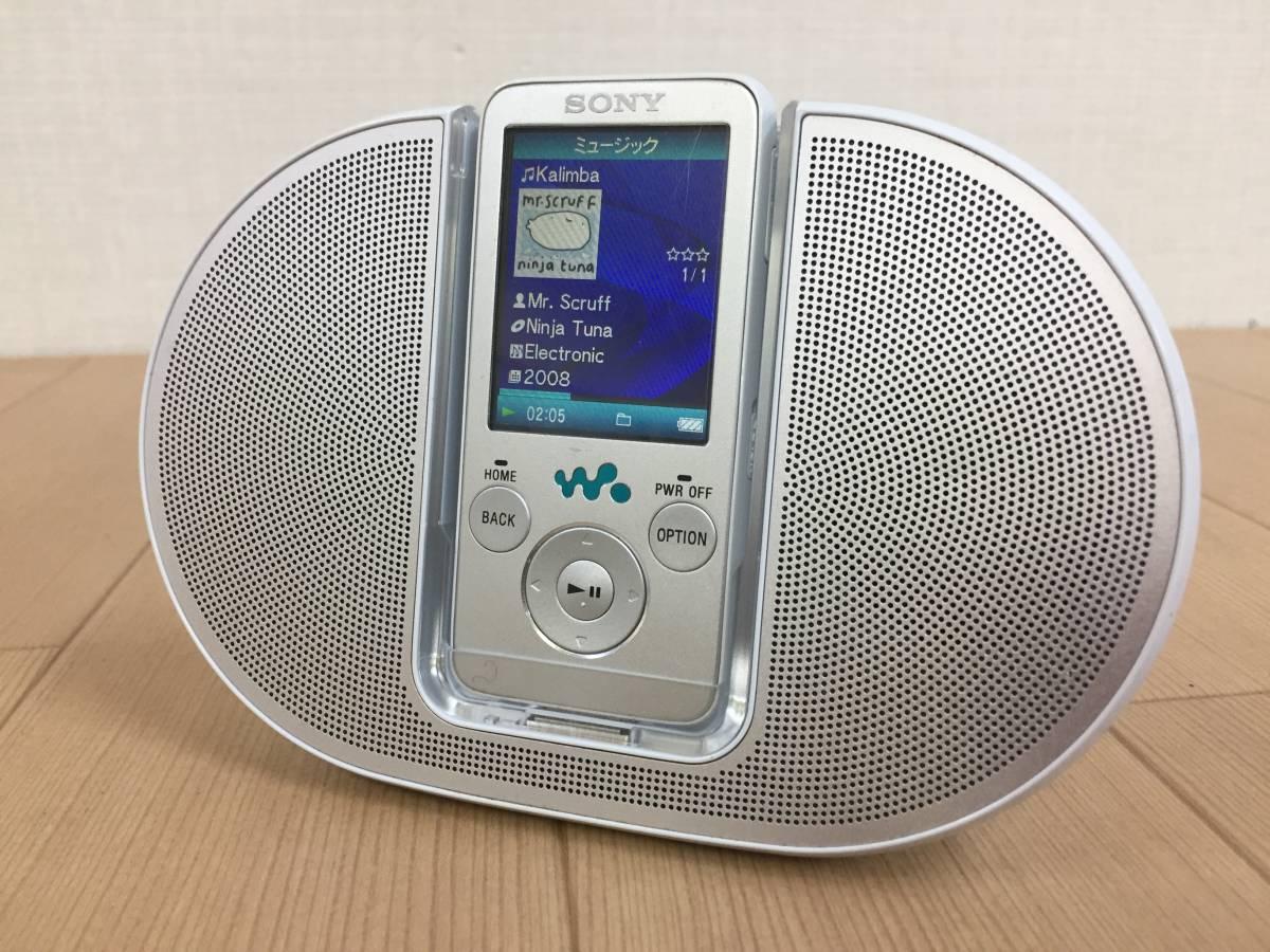 01-I497P【SONY ソニー】デジタルウォークマン (4GB) WALKMAN NW-S636FK_画像2