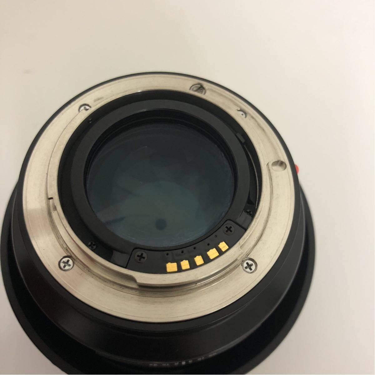 [カメラレンズ]ミノルタ/MINOLTA AF LENS 85mm 1:1.4(22)_画像5