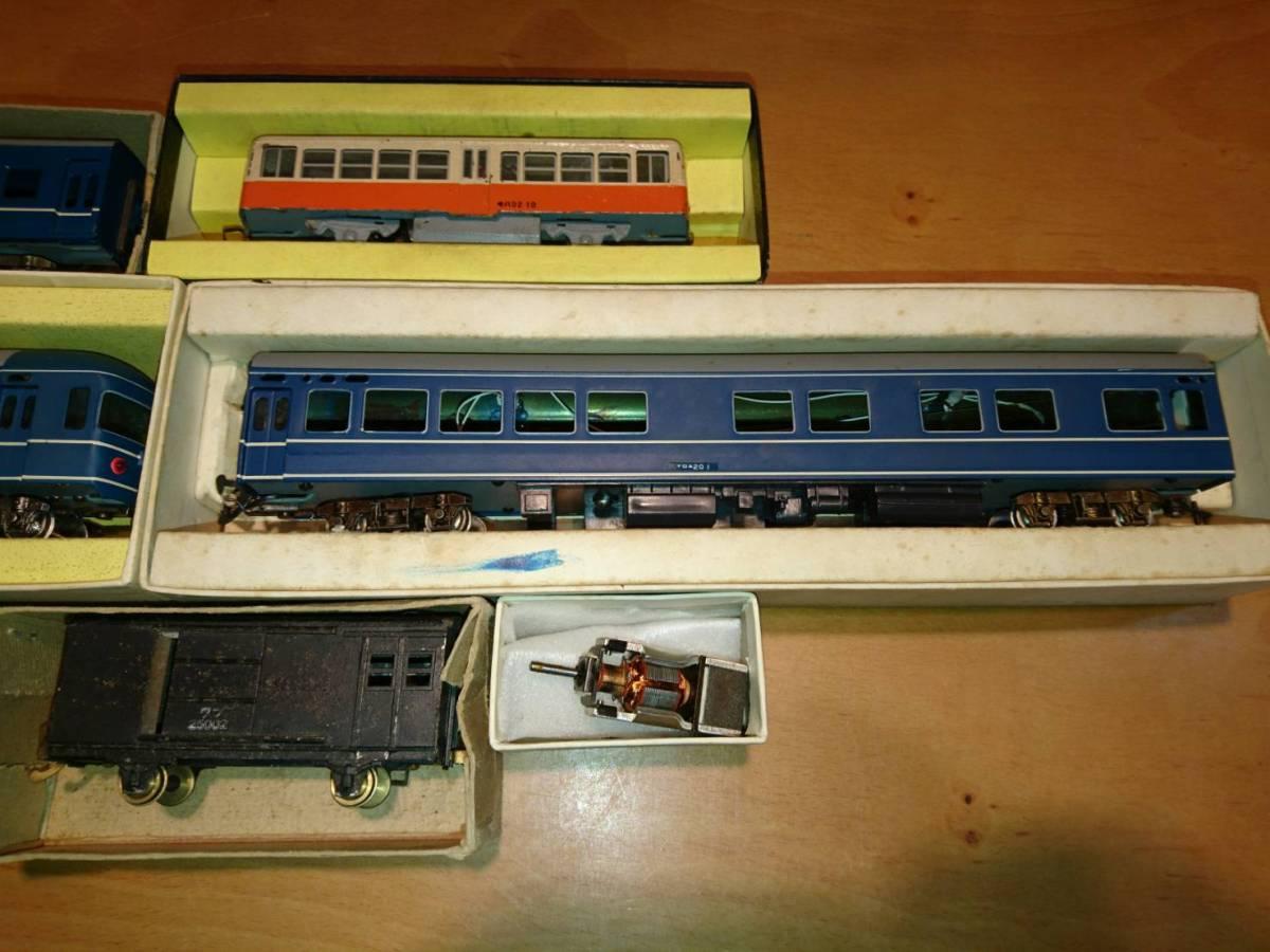 (197)鉄道模型 機関車 まとめ売り セット B_画像2