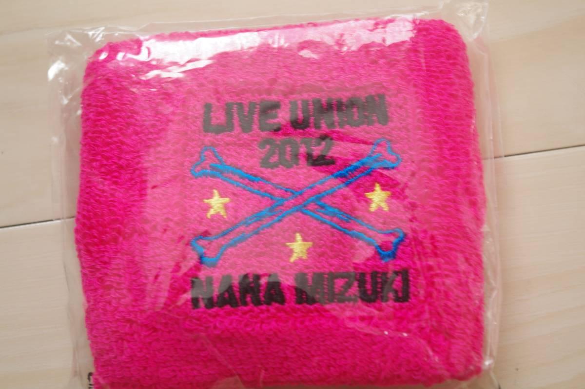 【新品】水樹奈々 LIVE UNION 2012 リストバンド