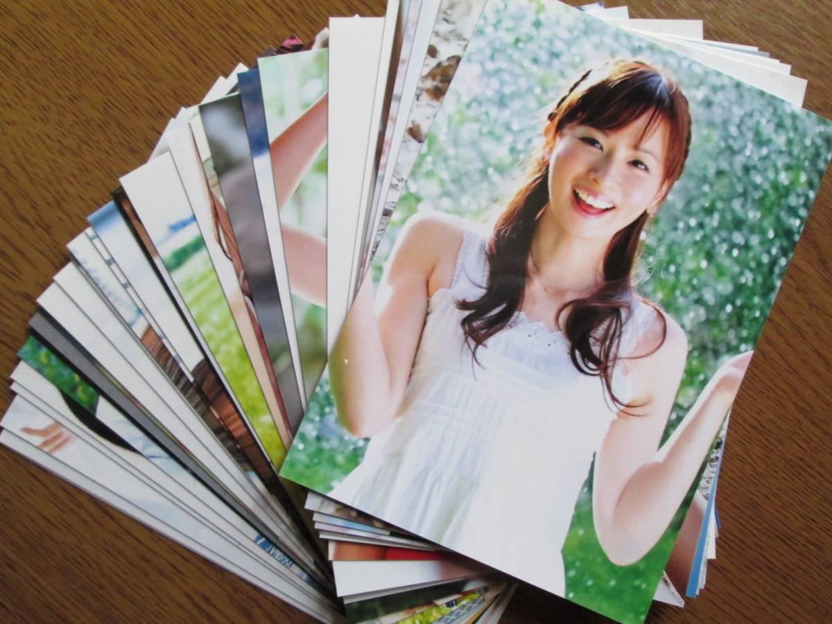 ≪皆藤愛子≫ まとめ売り L判サイズ写真 【30枚セット】