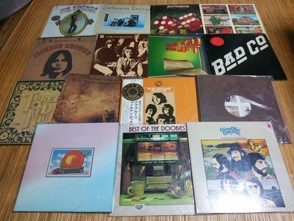 LP ロック レコードまとめて60枚(2箱) ジミ・ヘンドリックス グランド・ファンク・レイルロード他 洋楽 ポップス_画像3