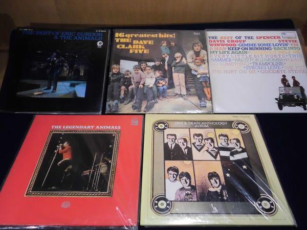 LP レコード ザ・キンクス(The Kinks)多め、ラスカルズ、アニマルズ、ゾンビーズ、ザ・フー 他 中古 まとめて 20枚です。_画像3