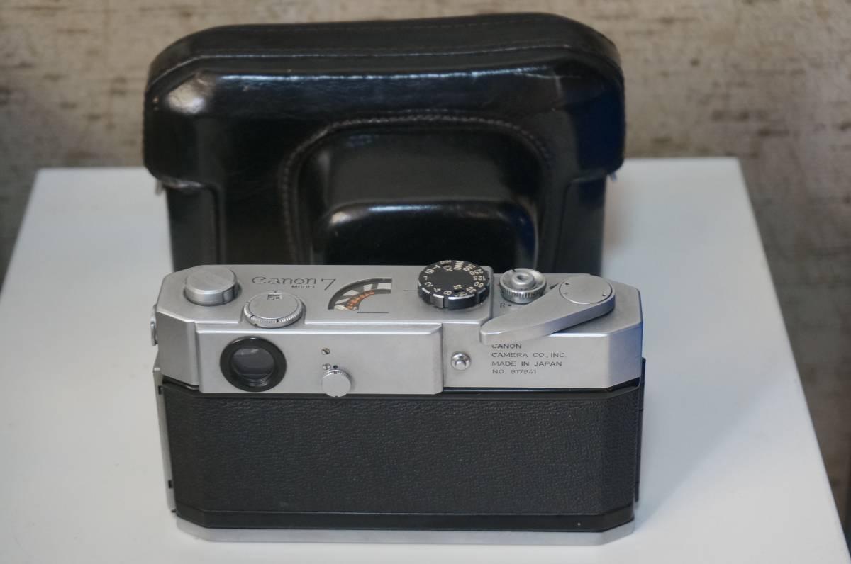canon 7 CANON LENS 35mm 1:2_画像4