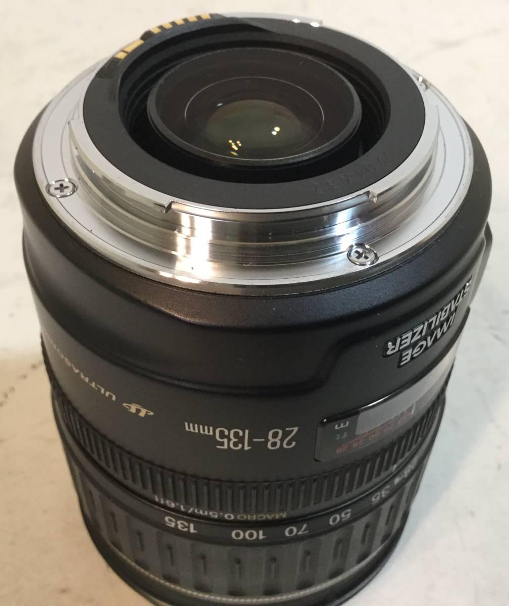 ○Canon キャノン ズームレンズ EF28-135mm F3.5-5.6 IS USM_画像7