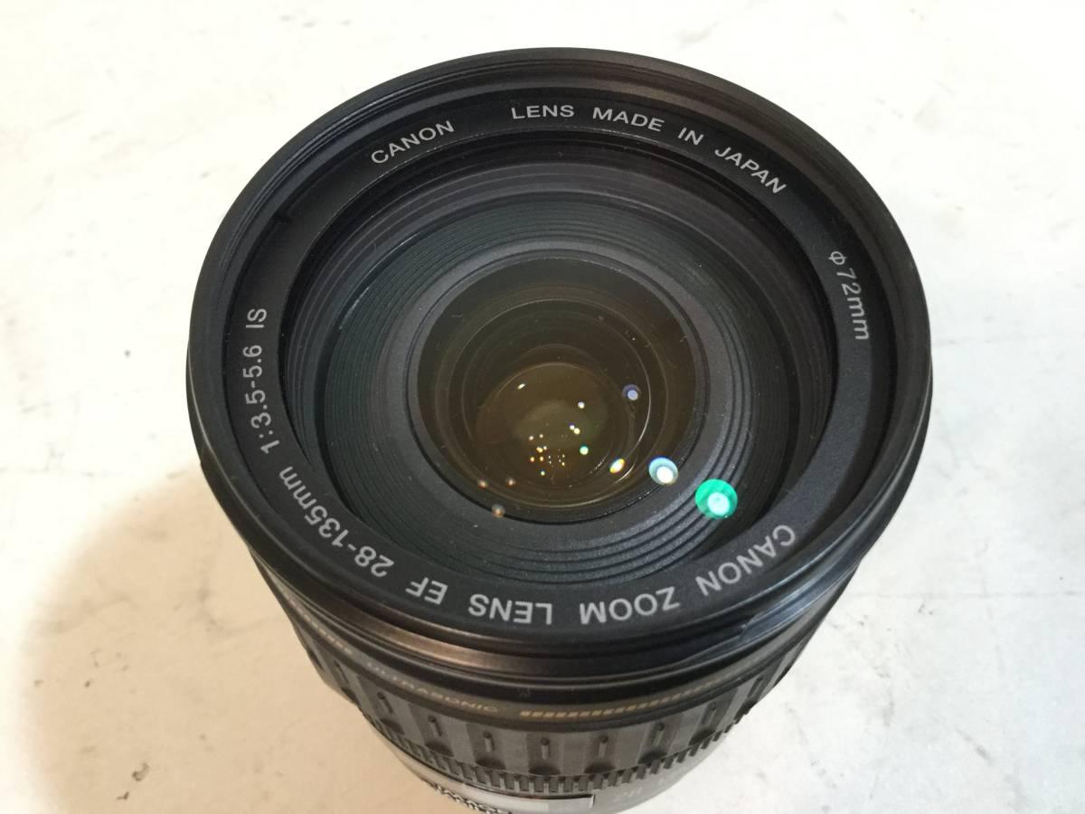 ○Canon キャノン ズームレンズ EF28-135mm F3.5-5.6 IS USM_画像6