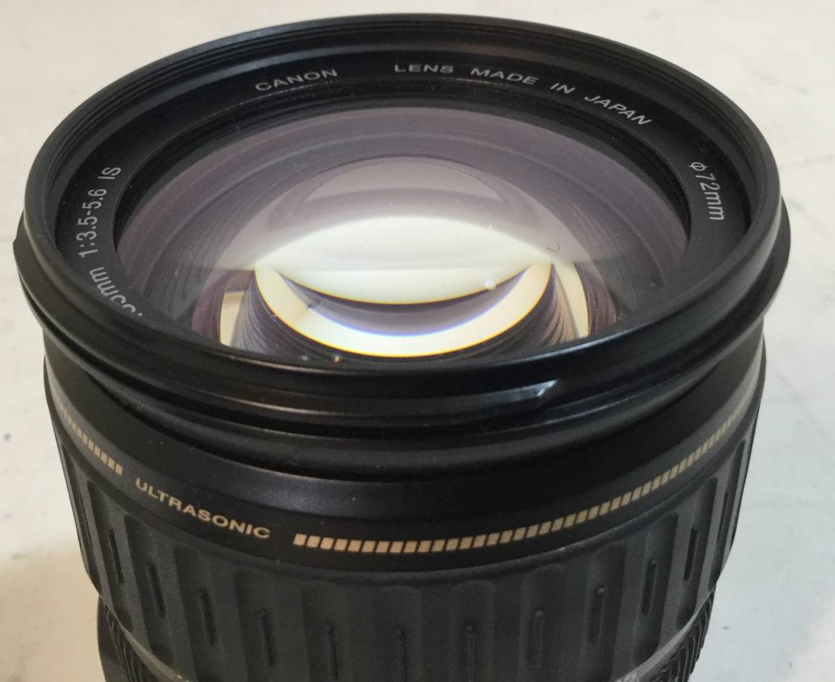 ○Canon キャノン ズームレンズ EF28-135mm F3.5-5.6 IS USM_画像5
