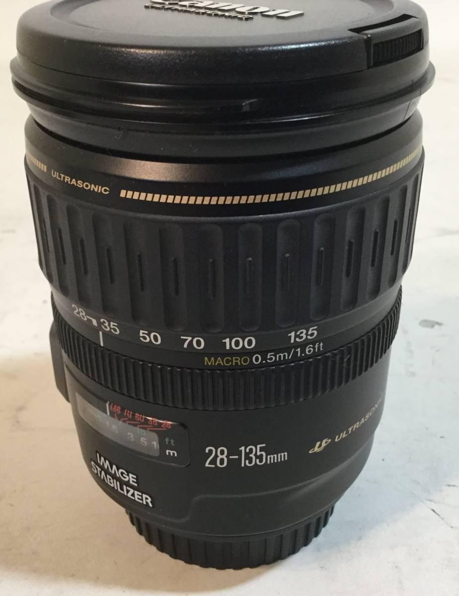 ○Canon キャノン ズームレンズ EF28-135mm F3.5-5.6 IS USM_画像4