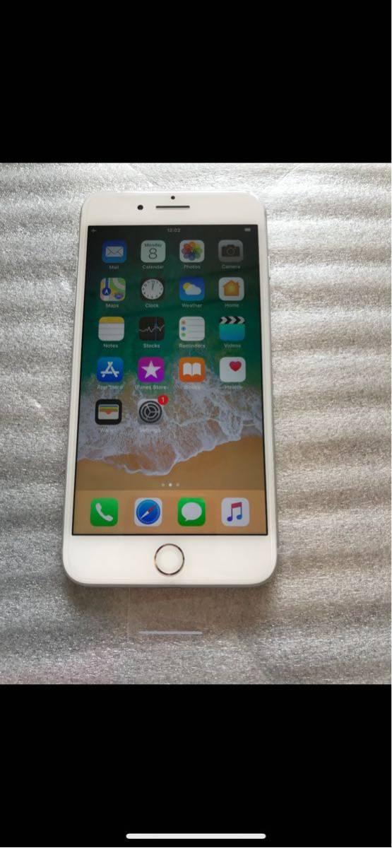 未使用新品☆iPhone7 Plus 128GB シルバー☆Docomo