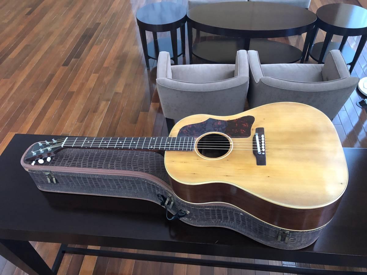 1957年製 Gibson J-50 ギブソン アコースティックギター ビンテージ