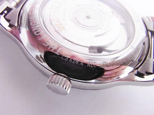 ◆◇美品LONGINES/ロンジン マスターコレクション メンズ腕時計 自動巻き 裏スケルトン◇◆_画像7