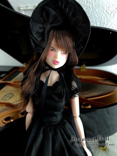 "1/6 scale doll dress""Gothic Lolita""_画像4"