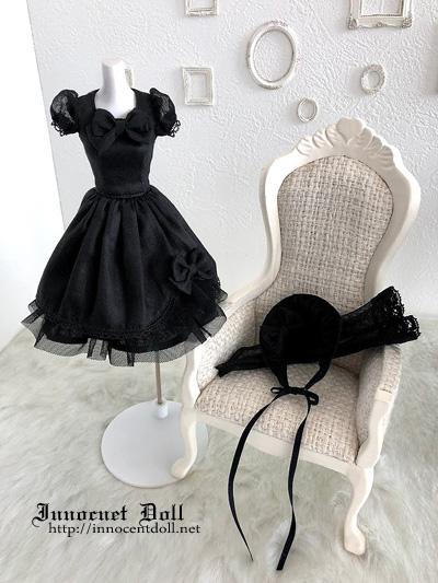 "1/6 scale doll dress""Gothic Lolita""_画像6"