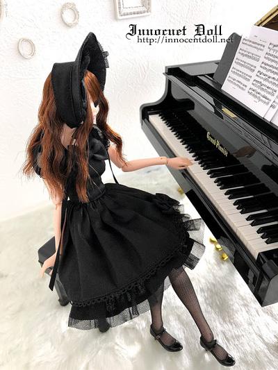 "1/6 scale doll dress""Gothic Lolita""_画像5"