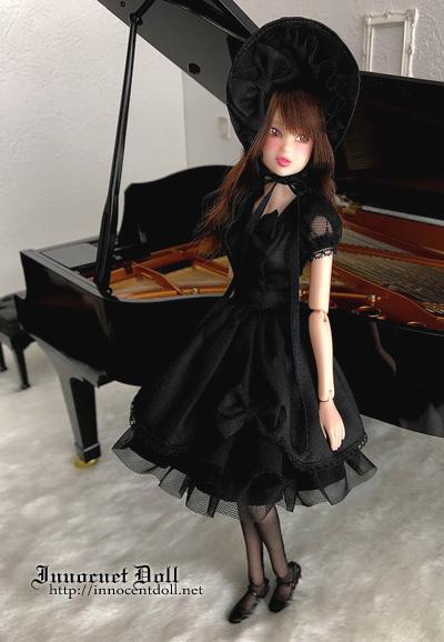 "1/6 scale doll dress""Gothic Lolita""_画像2"