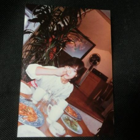 岡田有希子さんの貴重な写真2_画像1
