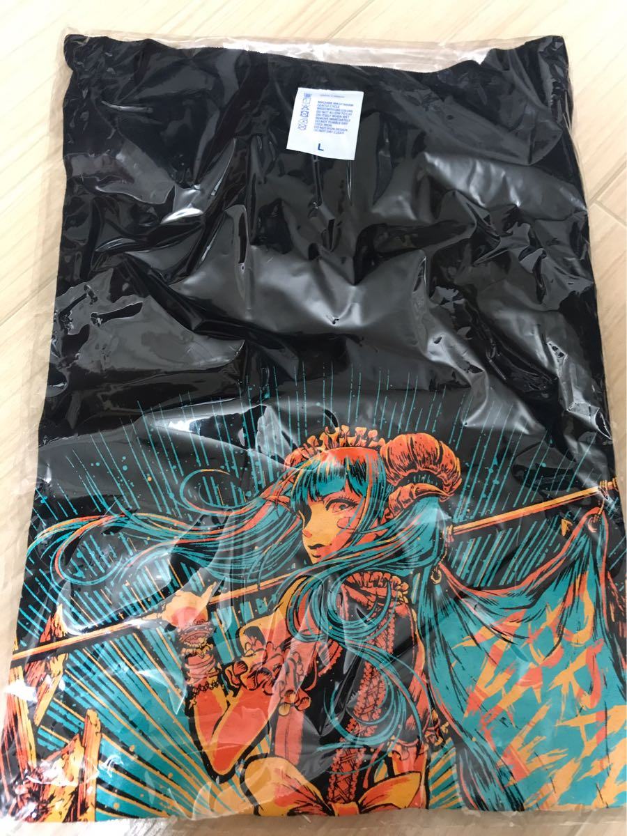 BAND MAID Tシャツ L 新品 未使用 KAGAMIデザイン