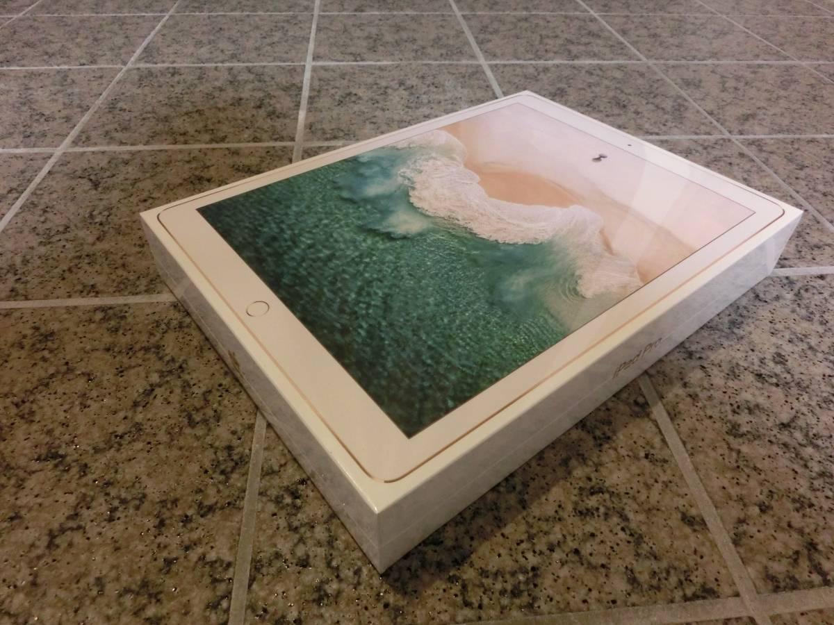 【新品未開封】iPad Pro 12.9in 512GB ゴールド Wi-Fiモデル即決有