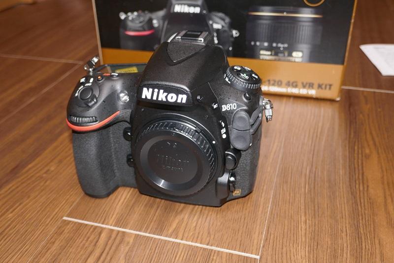 【美品】Nikon D810 ボディ_画像2
