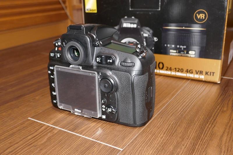 【美品】Nikon D810 ボディ_画像3