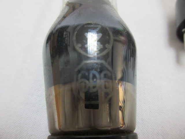 マツダ眞空管 3本 6D6・6Z-P1・76 東京芝浦電気 元箱入 ジャンク扱い 導電チェックはOK_画像4