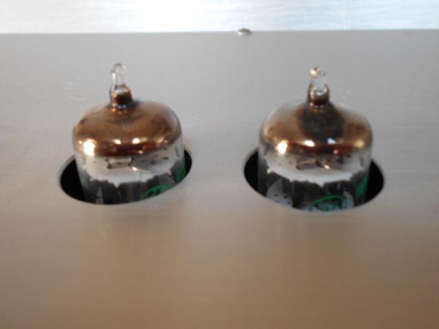 真空管  ヘッドフォン・アンプ 自作_画像3
