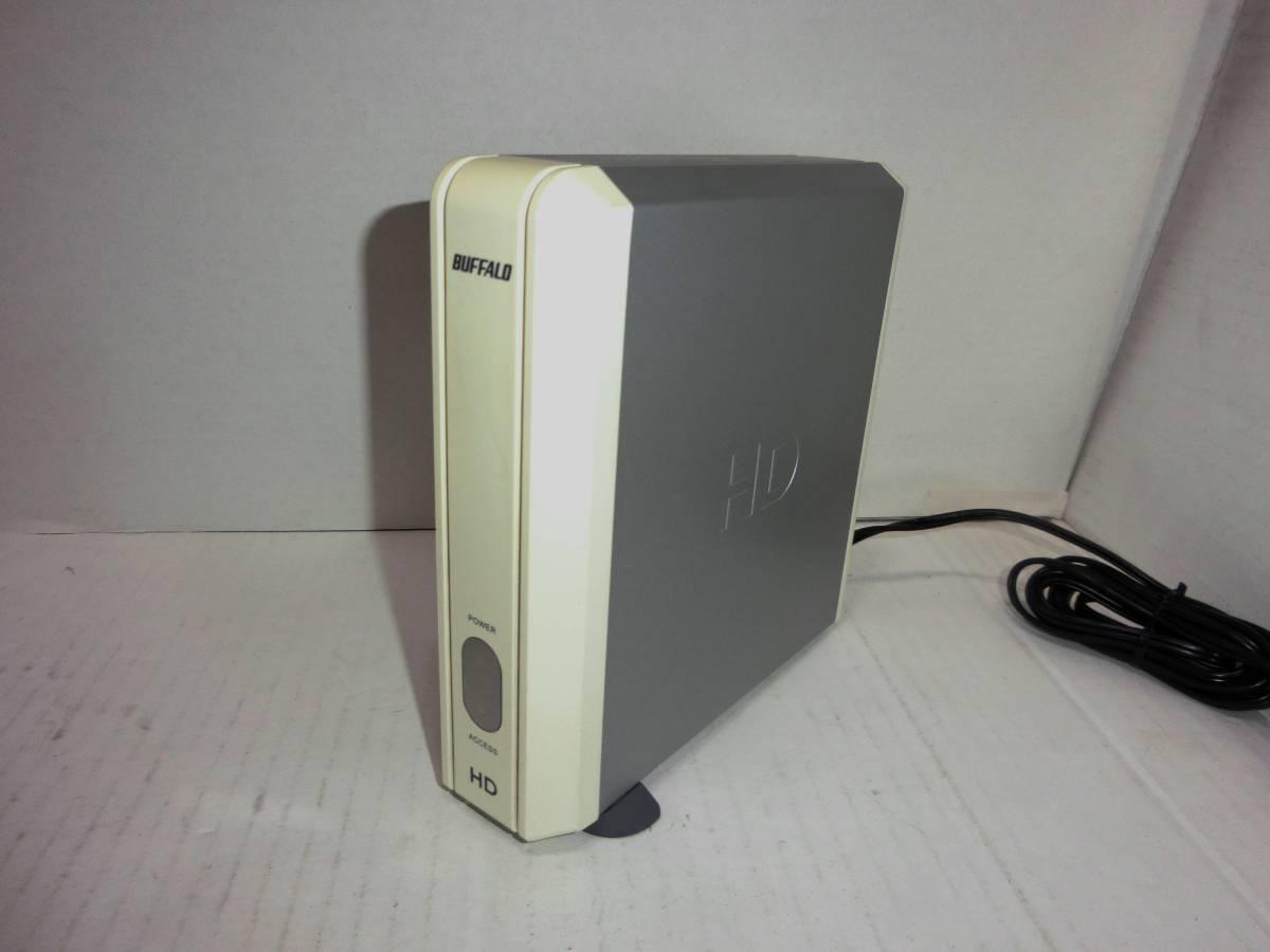 BUFFALO製 HD-S40U2 40GB USB2.0/USB1.1対応外付ハードディスク_画像1