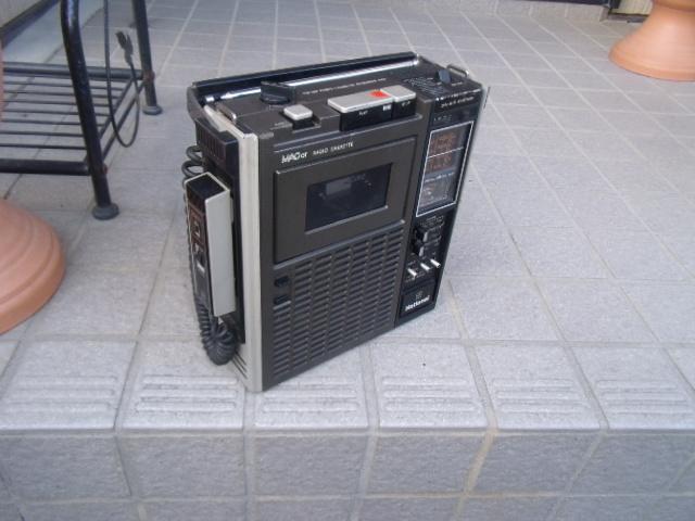 通信型ラジオ 無線機 レトロ_画像2