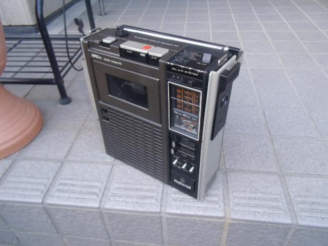 通信型ラジオ 無線機 レトロ_画像3