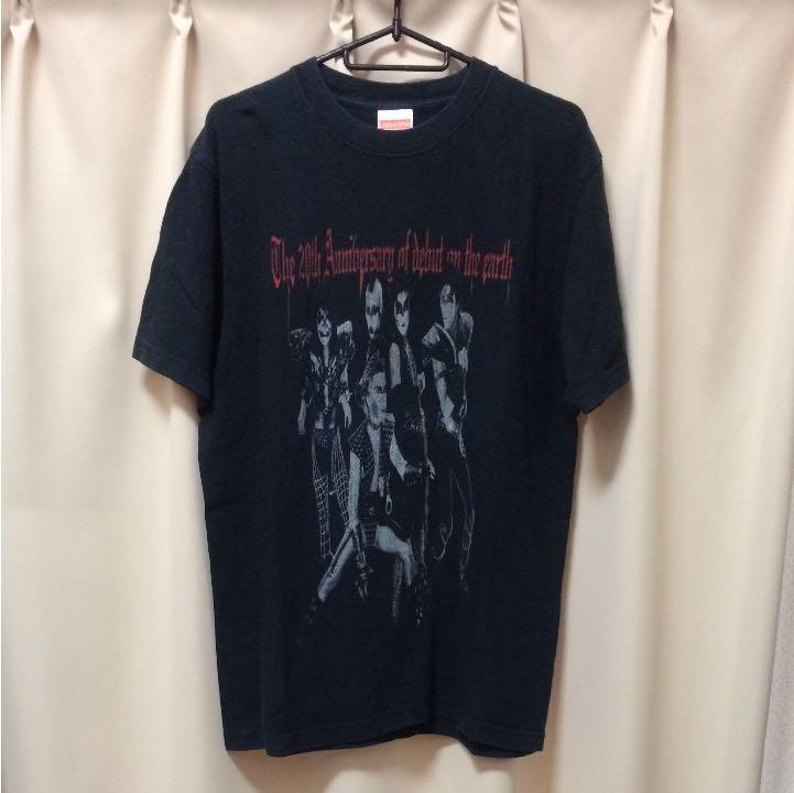 ロックTシャツ 聖飢魔II 聖飢魔Ⅱ 20周年 ツアーTシャツ バンドTシャツ KISS デーモン閣下 ルーク 古着