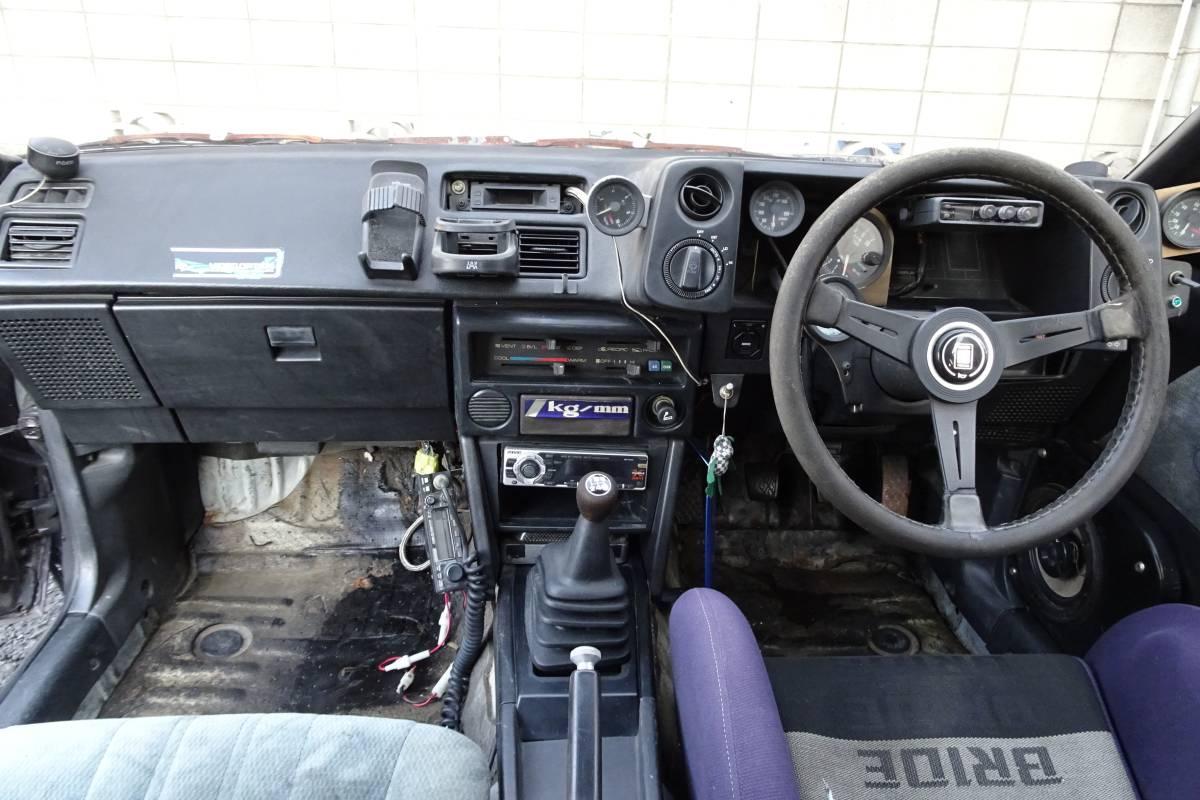 ★書類有!★ AE86 カローラレビン GT-APEX 3ドア 3ナンバー2名乗車公認 92スーパーチャージャーエンジン ハチロク_画像3