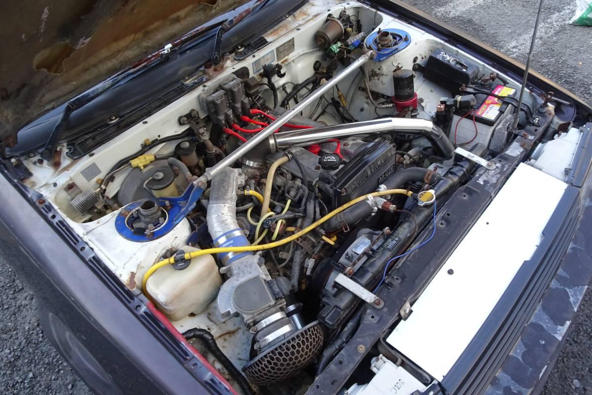 ★書類有!★ AE86 カローラレビン GT-APEX 3ドア 3ナンバー2名乗車公認 92スーパーチャージャーエンジン ハチロク_画像2