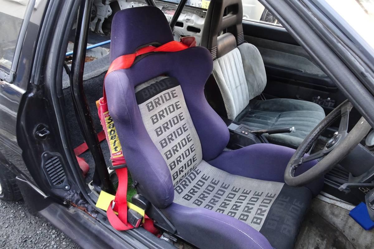 ★書類有!★ AE86 カローラレビン GT-APEX 3ドア 3ナンバー2名乗車公認 92スーパーチャージャーエンジン ハチロク_画像4