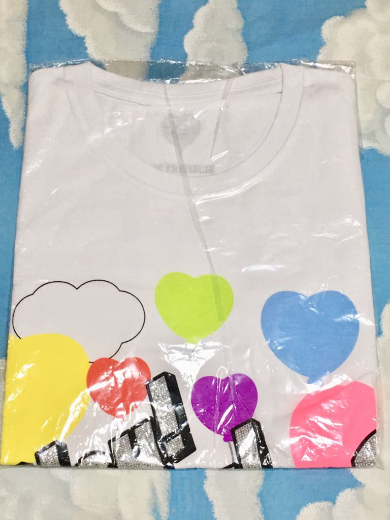 Hey!Sey!JUMP  ツアーグッズ  Tシャツ  2011