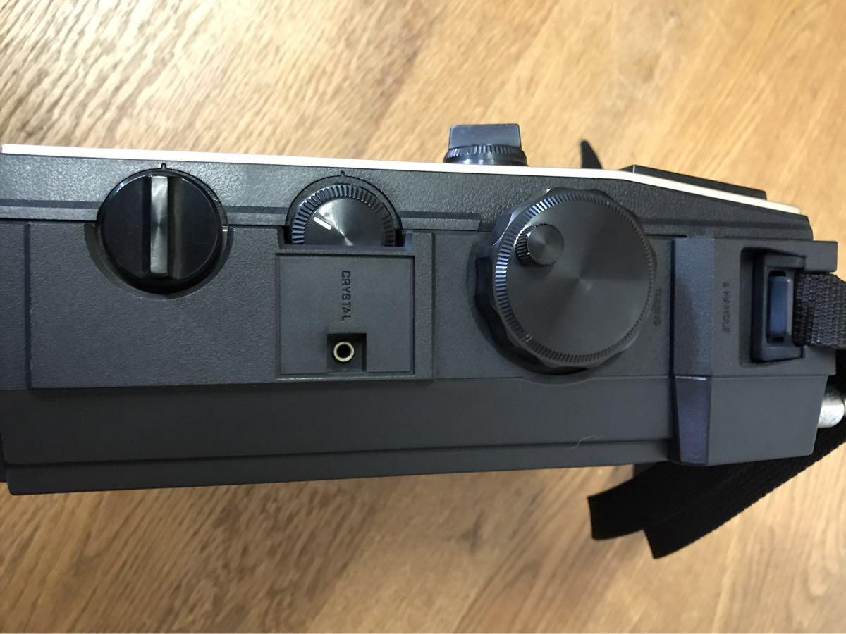 必見 ! 中古品 動作未確認 現状渡し 昭和レトロ National ナショナル Panasonic パナソニック COUGAR クーガー115  RF-1150 !_画像5