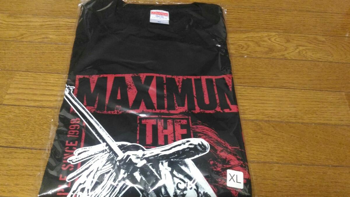 マキシマムザホルモン KILL ALL Tシャツ XL 新品未開封