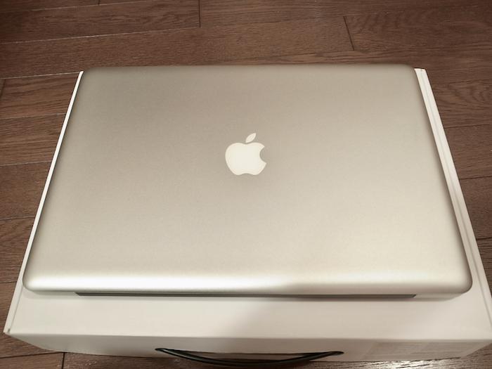 MacBook Pro 15-inch Early2011 2.0GHz 4GB(RAM) ジャンク