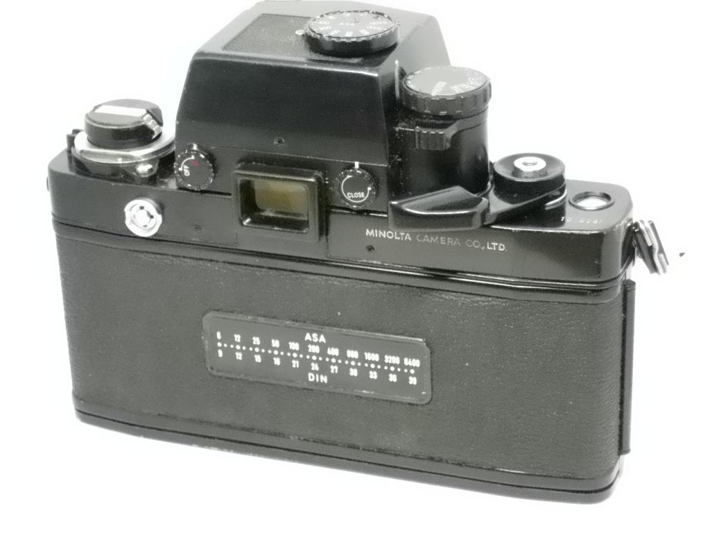 ミノルタ Minolta X-1 ボディ ジャンク_画像2