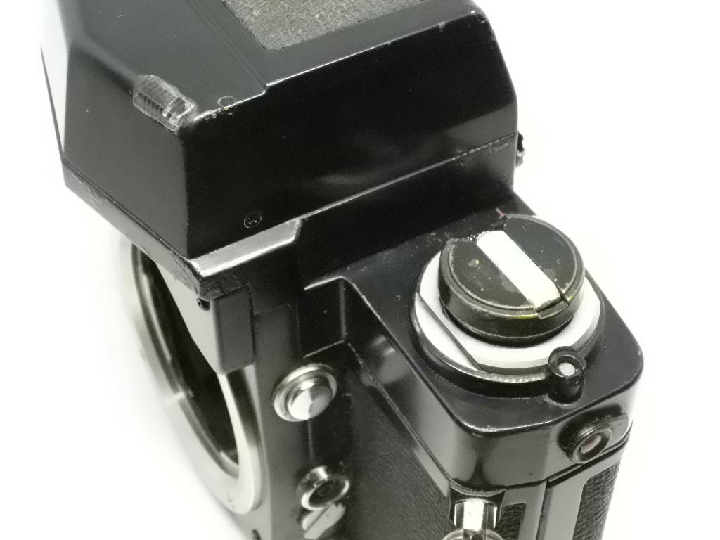 ミノルタ Minolta X-1 ボディ ジャンク_画像4