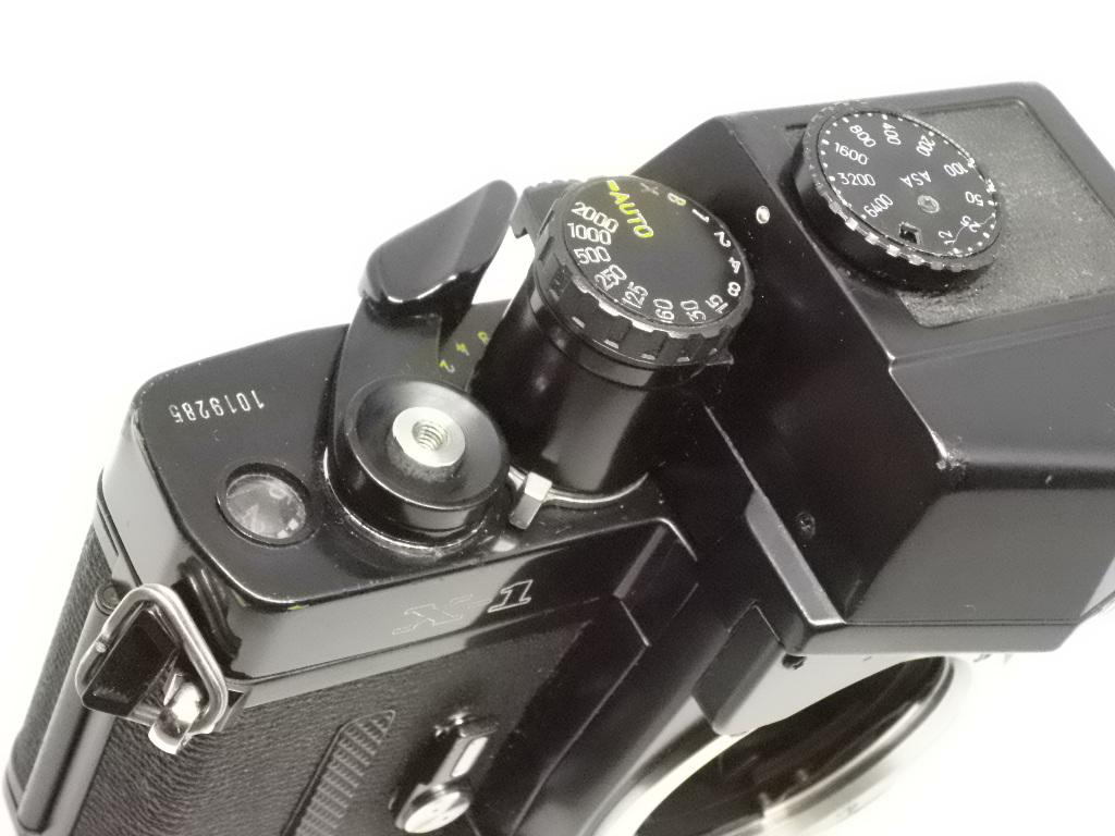 ミノルタ Minolta X-1 ボディ ジャンク_画像3