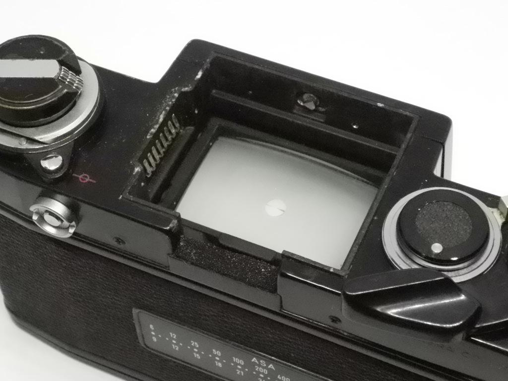ミノルタ Minolta X-1 ボディ ジャンク_画像7