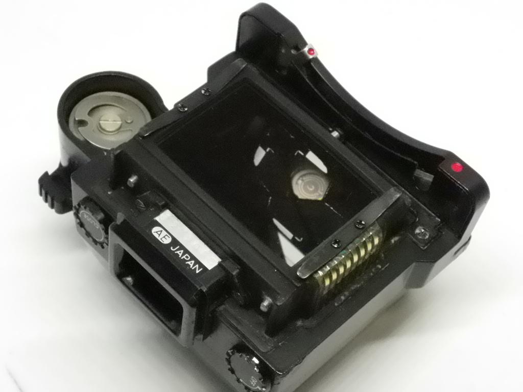 ミノルタ Minolta X-1 ボディ ジャンク_画像8