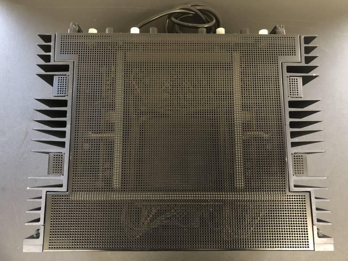 ◆激レア/最落なし/1円~◆YAMAHA ヤマハ STEREO POWER AMPLIFIER B-5 ステレオパワーアンプ ジャンク_画像3