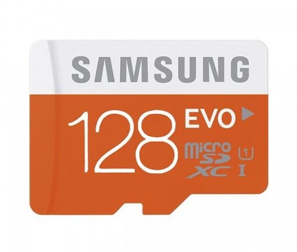 【送料無料】MicroSD 128GB SAMSUNG マイクロSD メモリーカード 大容量③